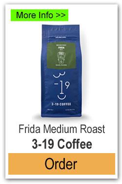 Order 3-19 Coffee - Frida