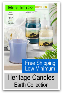 Heritage Candles Fundraiser