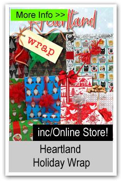 Heartland Holiday Wrap