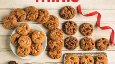 Mini Cookies Brochure Fundraiser