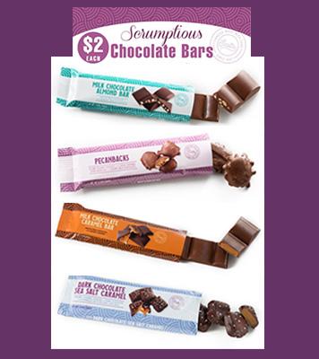 Chocolate Bars Fundraiser