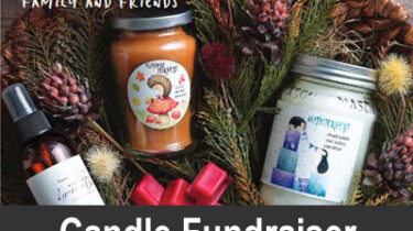 Candle Fundraiser with Ship-to-Home Online Store